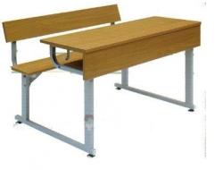 Bộ bàn ghế học sinh Hòa Phát BHS104A