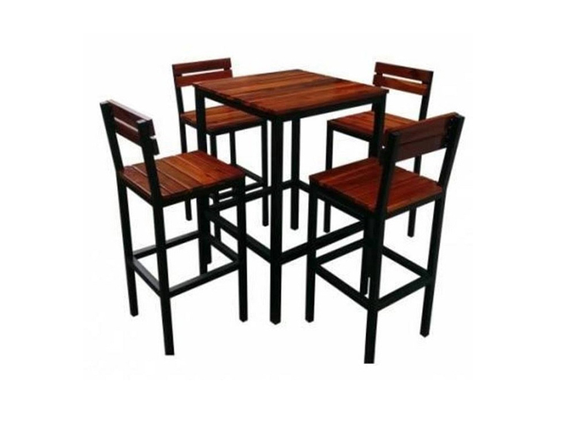 Bàn ghế bar cafe barcafe01
